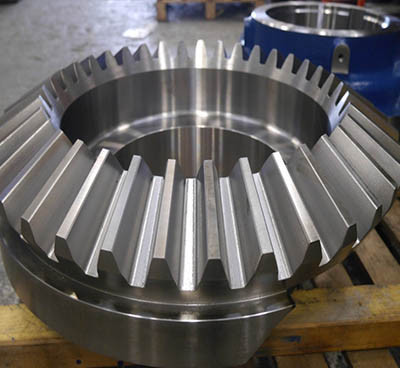 Symons cone crusher pinion